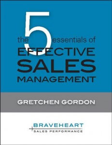 Download this eBook: The 5 Essentials of Effective Sales Management