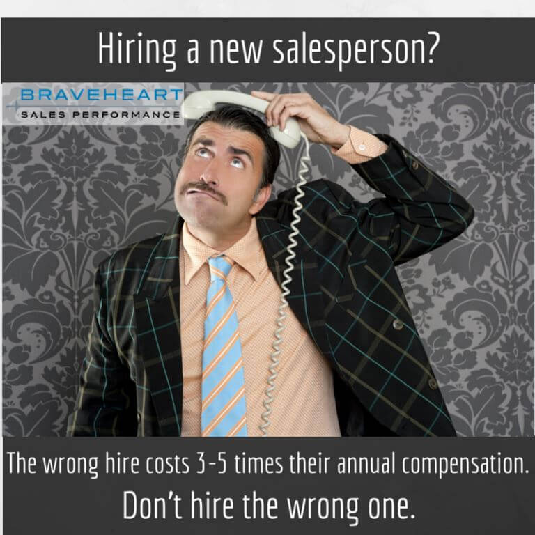 Good & Bad News for Sales Managers Looking to Hire Quality Salespeople