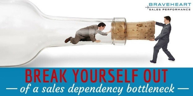 4 Easy Steps to Help Your Salespeople Become Independent Thinkers
