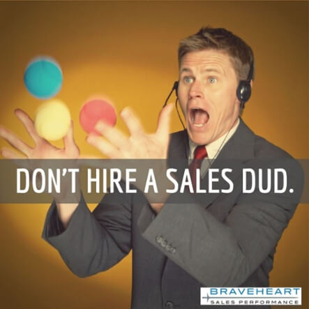 How to Get Your Sales Hiring Right