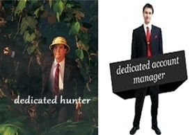 Hunting and Account Management: Mutually Exclusive?