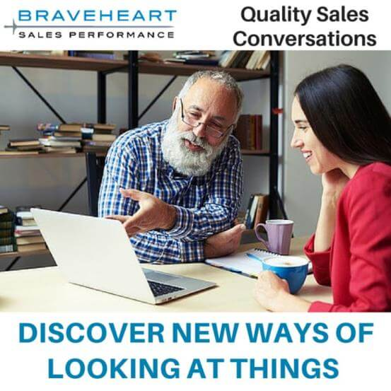 What Are the Elements of a Quality Sales Conversation?
