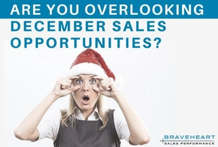 Sales Digest: What Should You Be Doing for Sales This December?