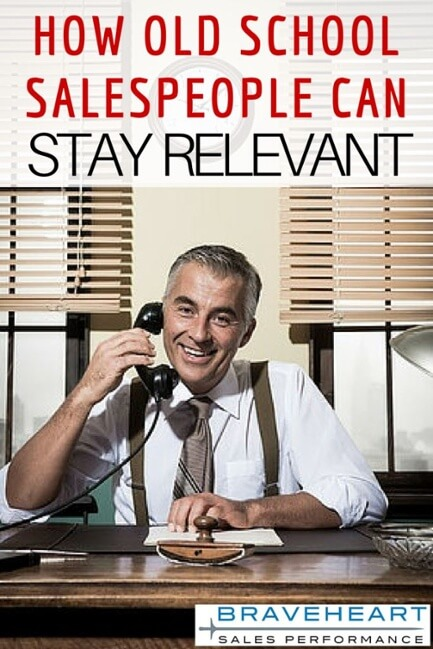 Sales Digest: How Old-School Salespeople Can Stay Relevant