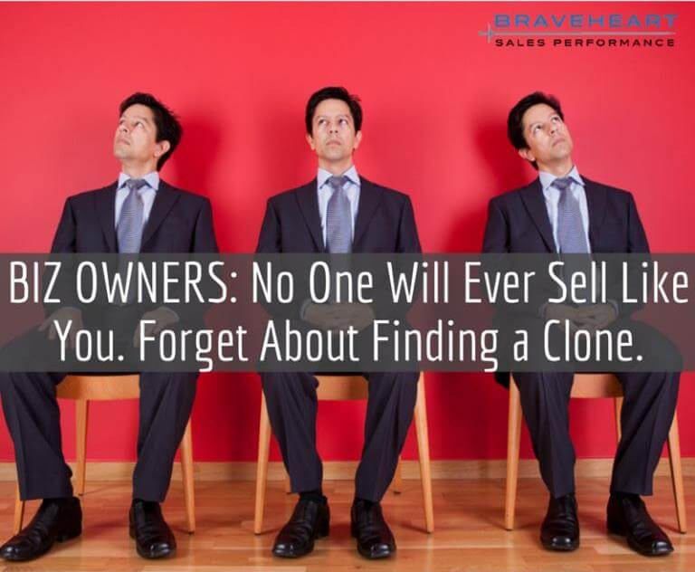Why Can't My Salespeople Close Business The Way I Can?