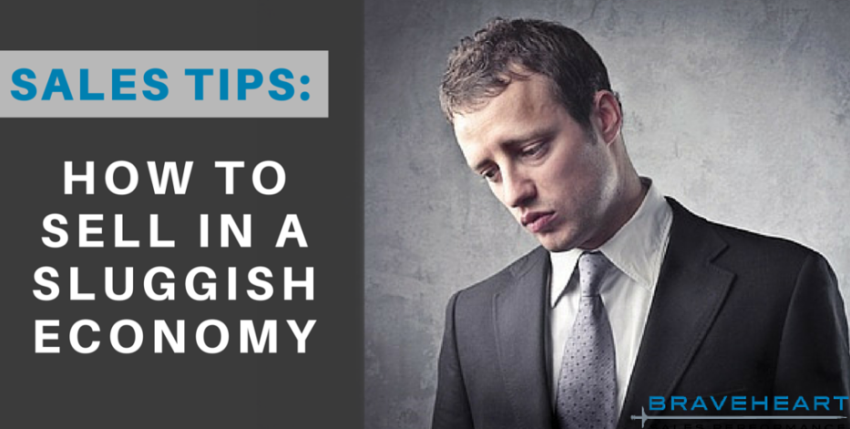 What Can You Do to Boost Sales in a Sluggish Economy?