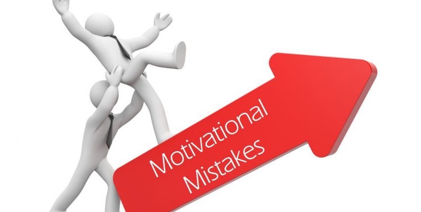 Motivation Mistakes Most Managers Make